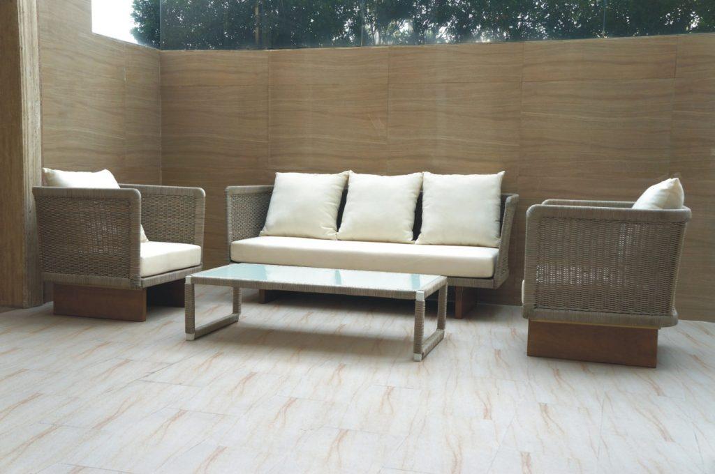 plush rattan furniture