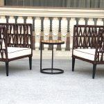 rattan lounge outdoor furniture
